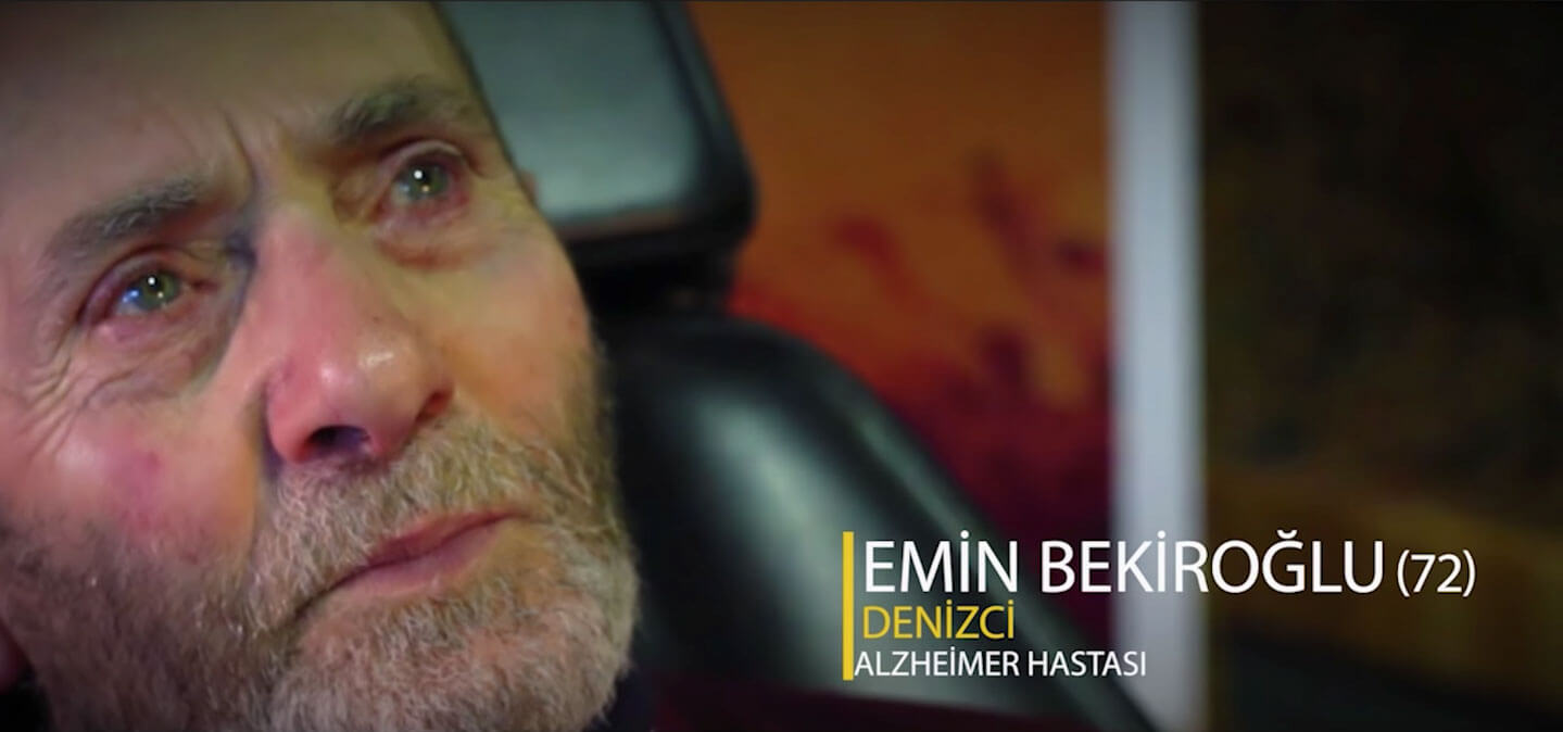 Eski denizci Emin kaptan dövme hikayesi